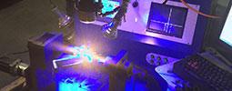 レーザー溶接加工
